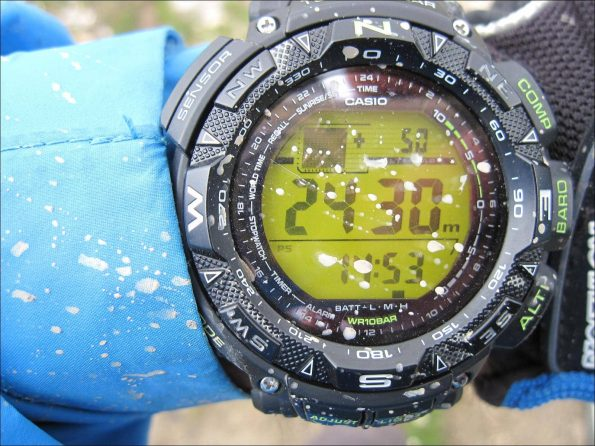montre altimètre